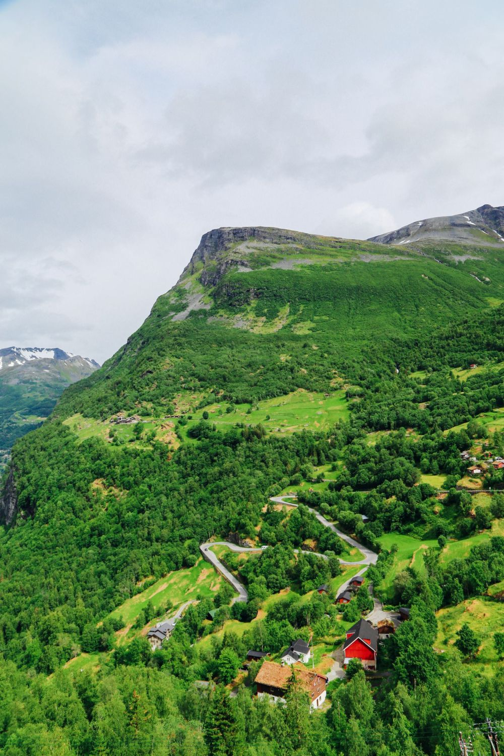 The Trek To The Highest Point In Geiranger, Dalsnibba...(And The Best View Of The Geirangerfjord) (3)