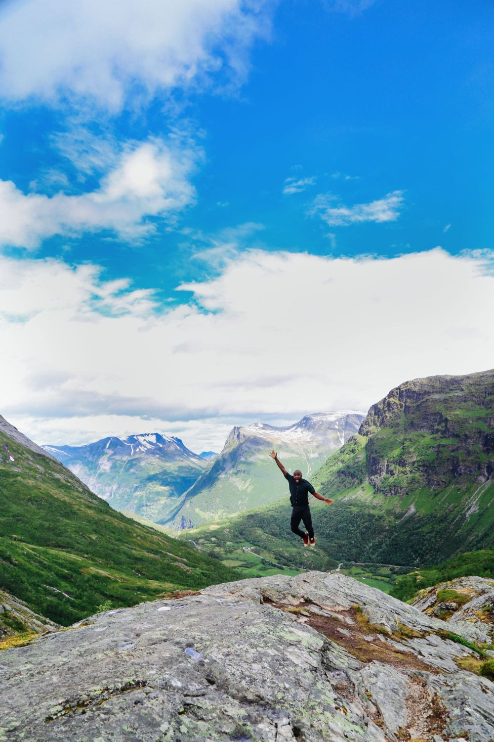 The Trek To The Highest Point In Geiranger, Dalsnibba...(And The Best View Of The Geirangerfjord) (15)