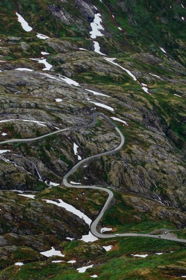 The Trek To The Highest Point In Geiranger, Dalsnibba...(And The Best View Of The Geirangerfjord) (29)