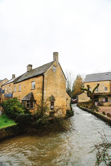 Rainy Days In The English Countryside... The Wood Norton, Bourton-On-The-Water, Broadway, Cotswolds, Stow-on-the-wold (7)