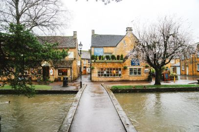 Rainy Days In The English Countryside... The Wood Norton, Bourton-On-The-Water, Broadway, Cotswolds, Stow-on-the-wold (20)