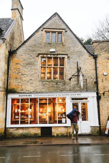 Rainy Days In The English Countryside... The Wood Norton, Bourton-On-The-Water, Broadway, Cotswolds, Stow-on-the-wold (22)