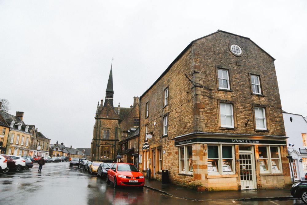 Rainy Days In The English Countryside... The Wood Norton, Bourton-On-The-Water, Broadway, Cotswolds, Stow-on-the-wold (24)