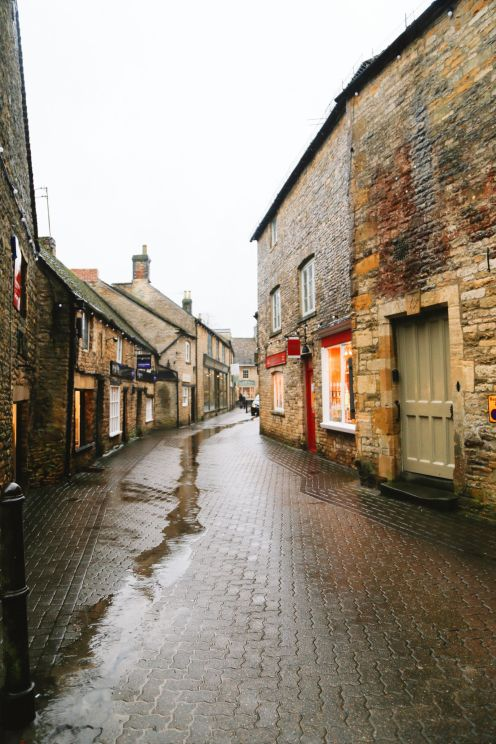 Rainy Days In The English Countryside... The Wood Norton, Bourton-On-The-Water, Broadway, Cotswolds, Stow-on-the-wold (26)