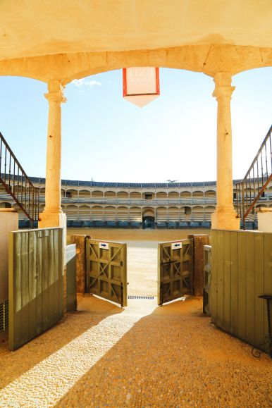 Toros And Ancient City Walks... In Ronda, Spain (25)