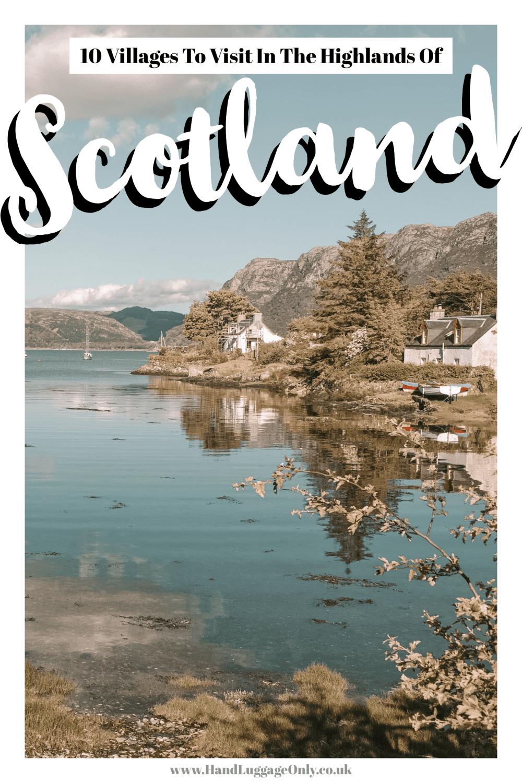 Villages In The Scottish Highlands To Visit (1)