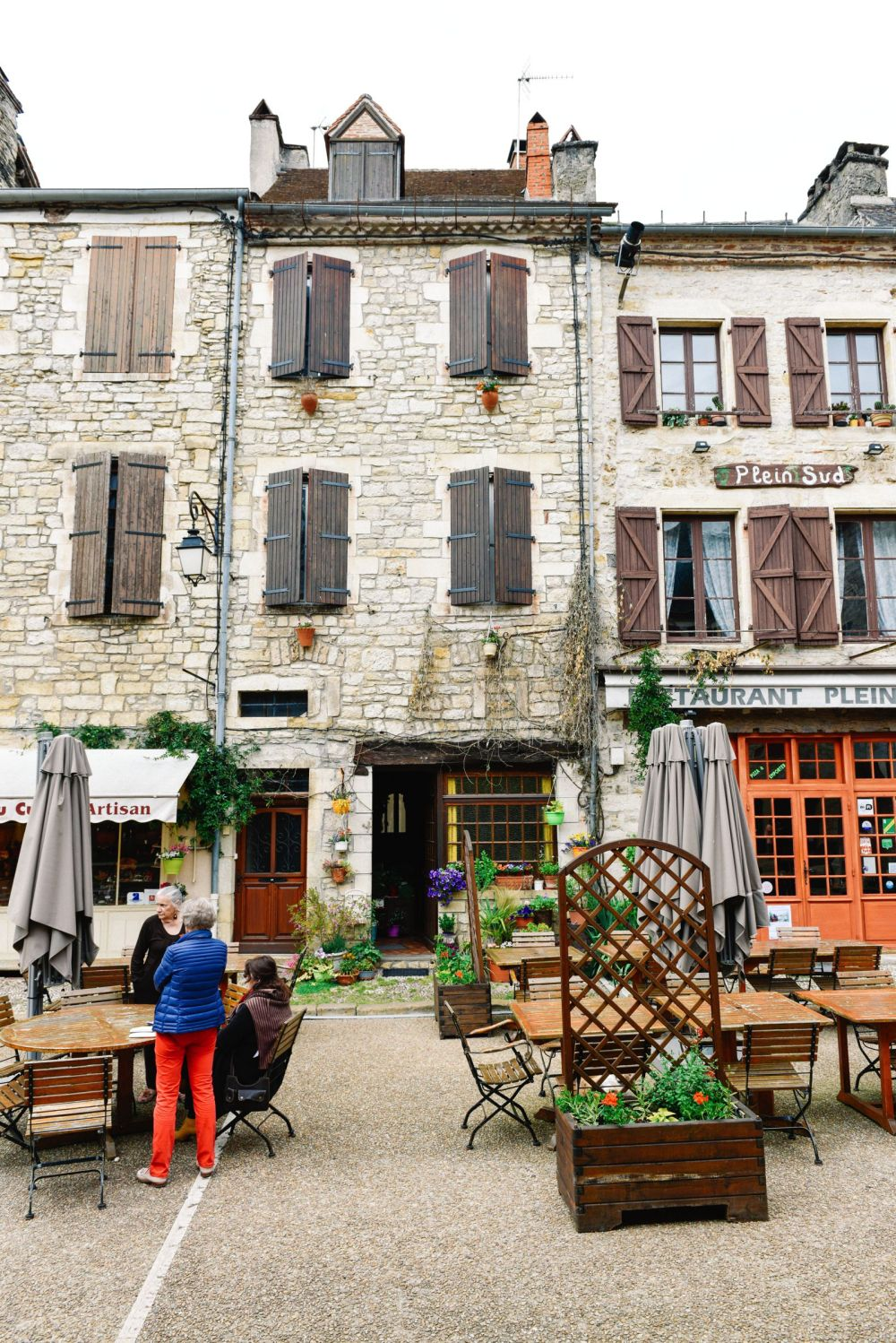 The Beautiful French Village Of Martel... In Dordogne Valley, France (49)