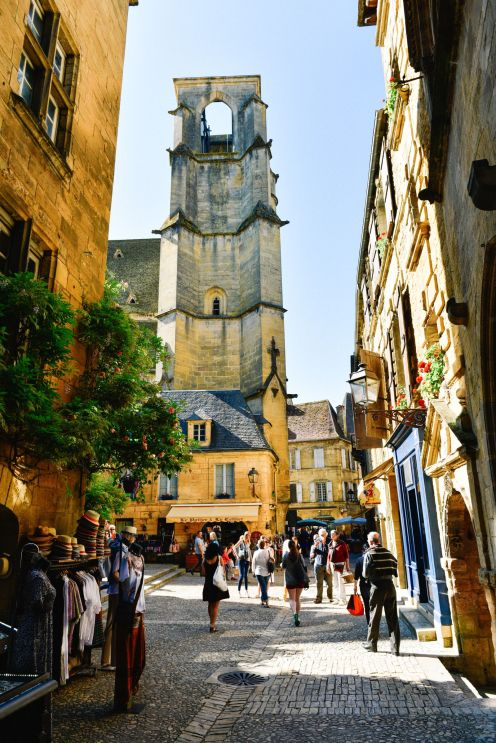 Mornings In The French City Of Sarlat And Afternoons In The Village Of Beaumont-du-Périgord... (8)