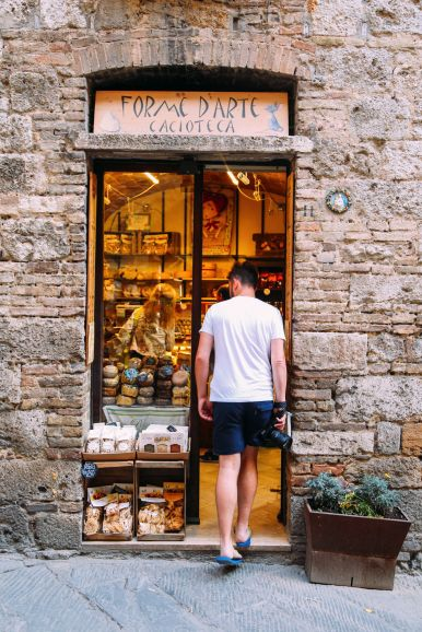The Beautiful Italian Town Of San Gimignano (59)