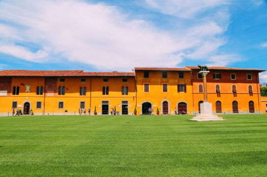 Tuscan Summer Evenings And A Day In Pisa, Italy (12)