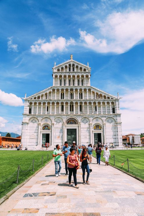 Tuscan Summer Evenings And A Day In Pisa, Italy (16)
