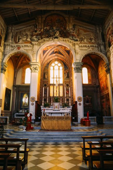 The Beautiful Tuscan Town Of San Miniato, Italy (28)