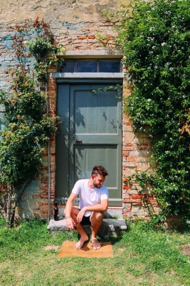 The Farmhouse... In Tuscany, Italy (9)