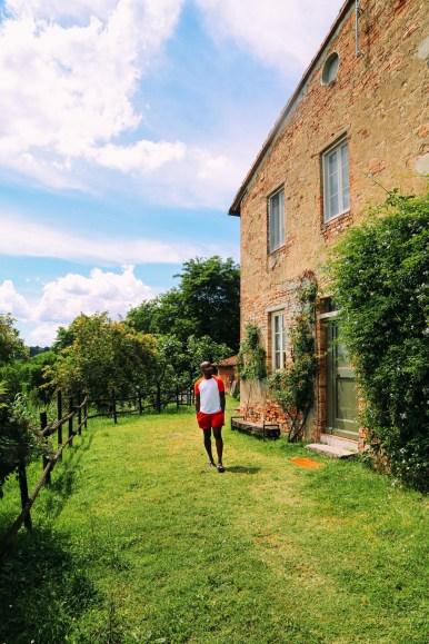 The Farmhouse... In Tuscany, Italy (11)