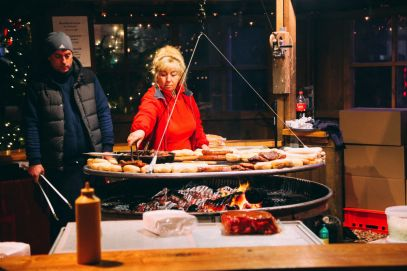 The Sauciest Christmas Market In Hamburg, Germany… (47)