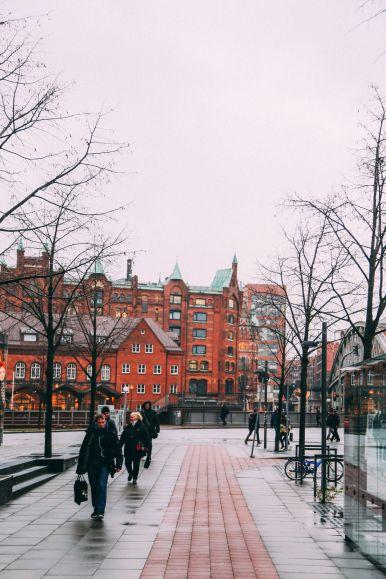Racing Through Hamburg, Germany… (21)