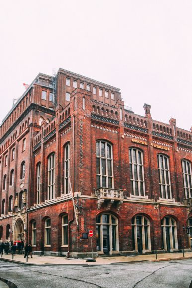 Racing Through Hamburg, Germany… (26)