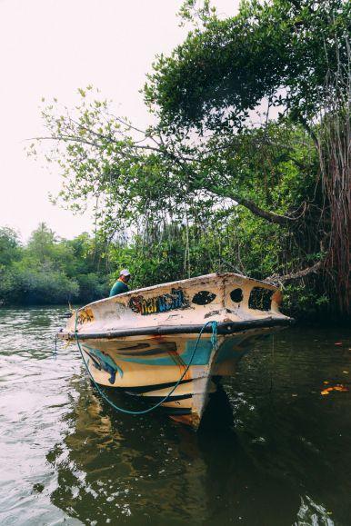 A Journey Down The Madu Ganga River, Sri Lanka (3)
