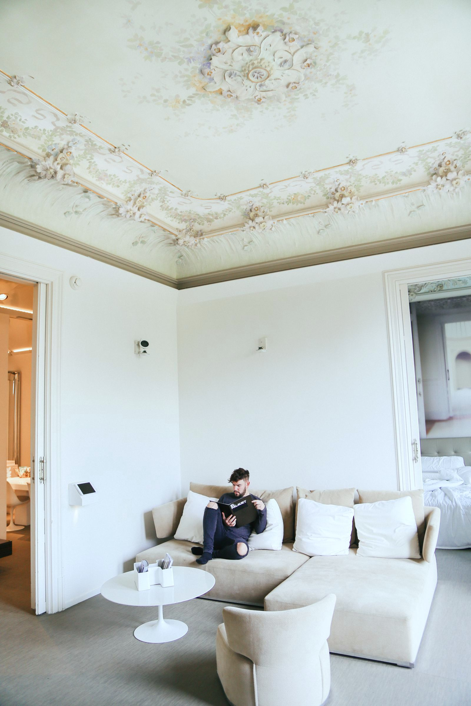 El Palauet Living: The Most Amazing Hotel To Stay In Barcelona, Spain (45)