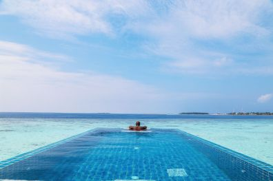 The View From Above... At The Angsana Velavaru Maldives (3)