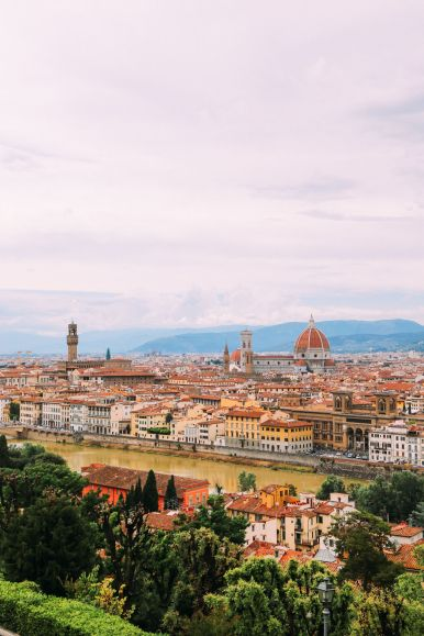 The Return To Florence, Italy... (3)