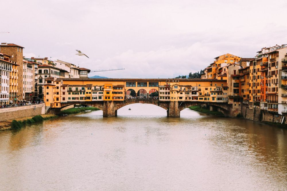 The Return To Florence, Italy... (27)