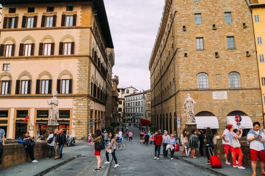 The Return To Florence, Italy... (29)