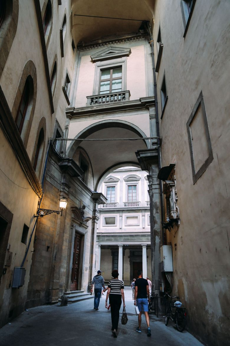 The Return To Florence, Italy... (42)