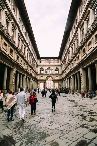 The Return To Florence, Italy... (44)
