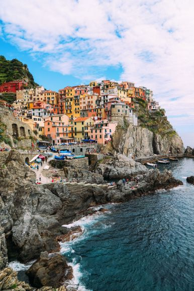 Afternoons In Cinque Terre, Italy... (6)