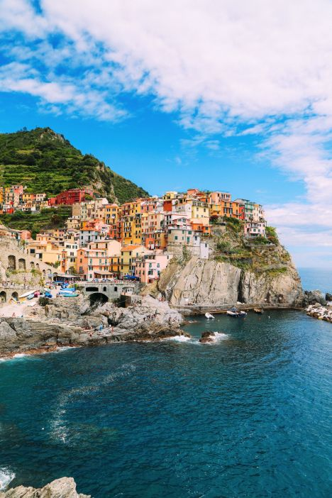 Afternoons In Cinque Terre, Italy... (10)