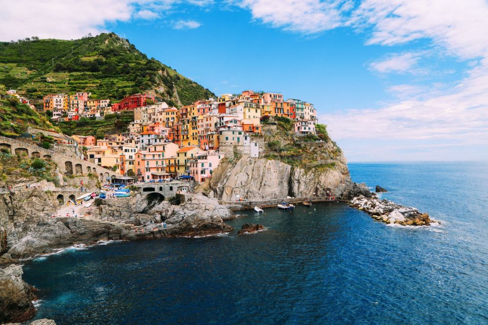 Afternoons In Cinque Terre, Italy... (11)