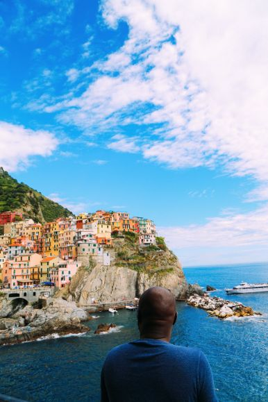 Afternoons In Cinque Terre, Italy... (12)