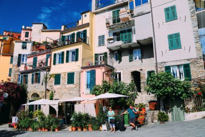 Afternoons In Cinque Terre, Italy... (20)