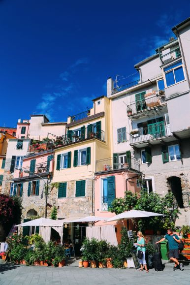 Afternoons In Cinque Terre, Italy... (21)