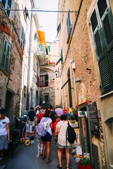 Afternoons In Cinque Terre, Italy... (22)