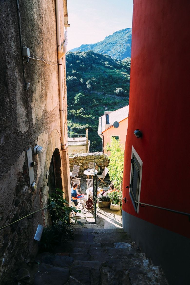 Afternoons In Cinque Terre, Italy... (41)