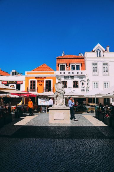 The Beautiful Seaside Town Of Cascais In Portugal... (42)