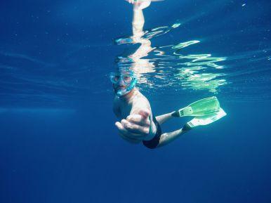 Maafushivaru, Birthing Dolphins And Swimming With Manta Rays... In The Maldives (58)
