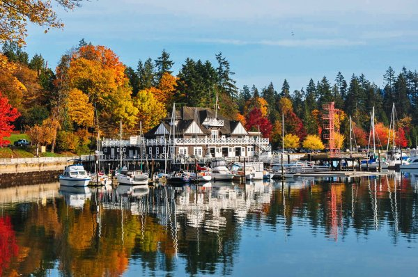 Fantastic Places Visit In Vancouver Canada