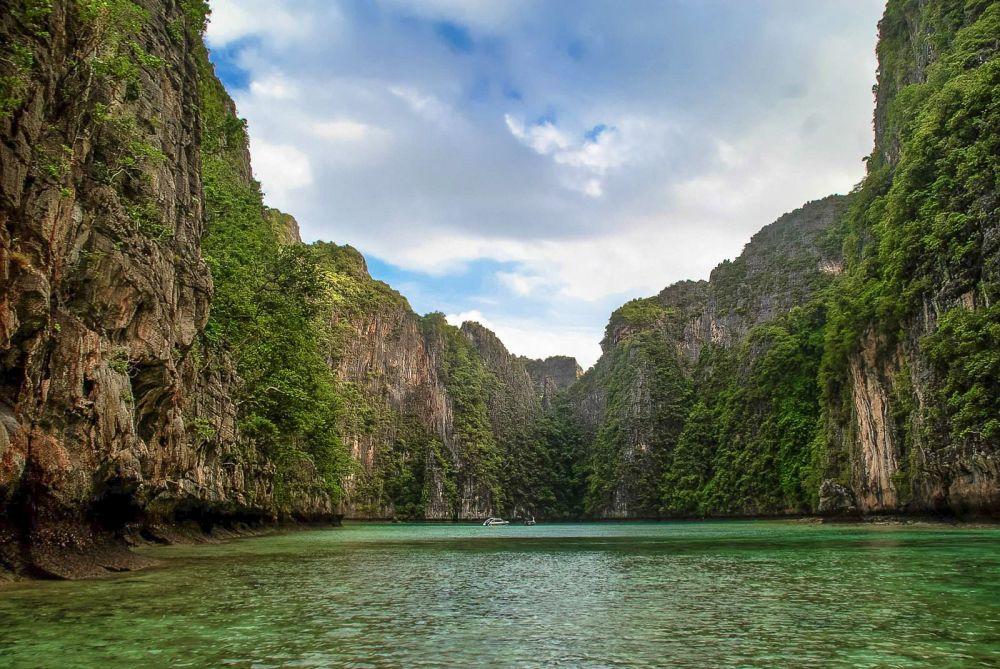 Exploring Maya Bay, Thailand (5)