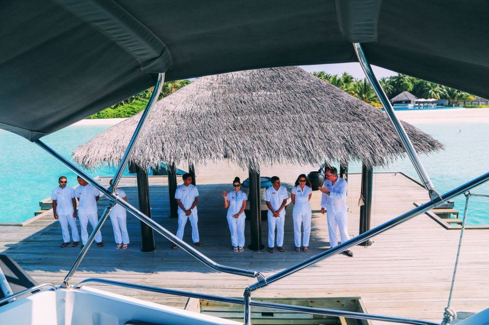 Sunshine and Island Hues... At Velassaru Maldives (8)