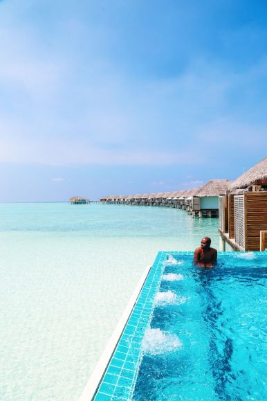 Beaches, Purple Sunsets And Island Hygge... At Velassaru Maldives (13)