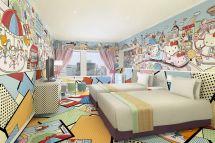 Hello Kitty Hotel Tokyo Japan