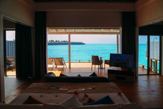 The Long Island Of Kuramathi... In The Maldives (8)