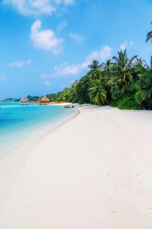The Long Island Of Kuramathi... In The Maldives (21)