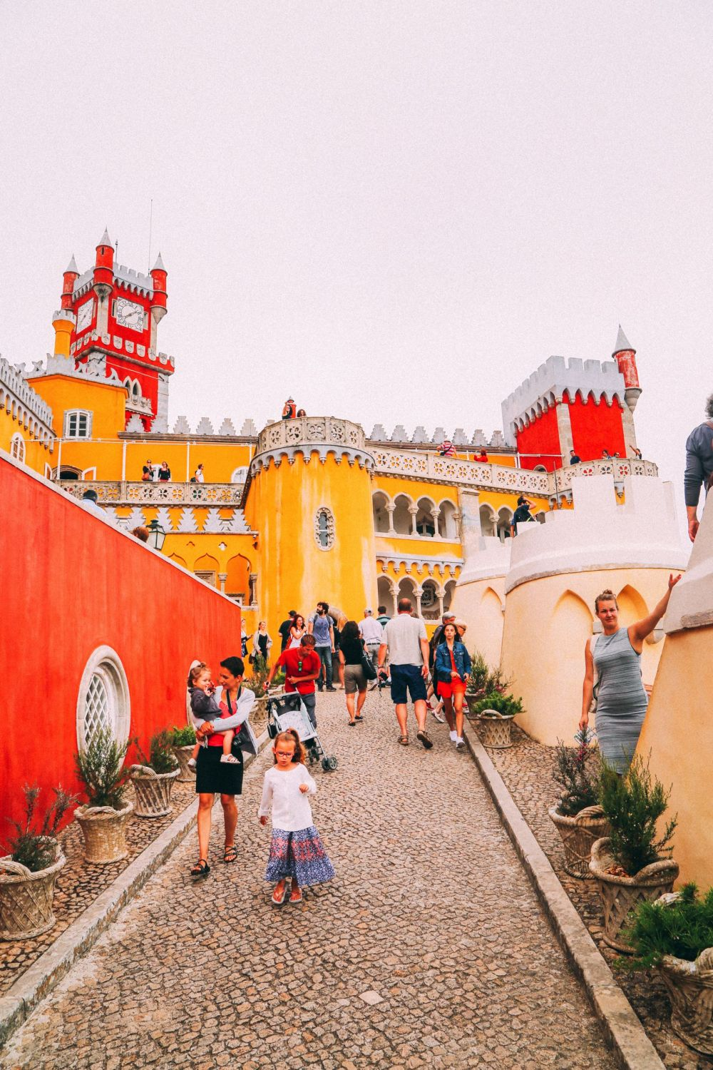 The Beautiful Pena Palace Of Sintra, Portugal (12)