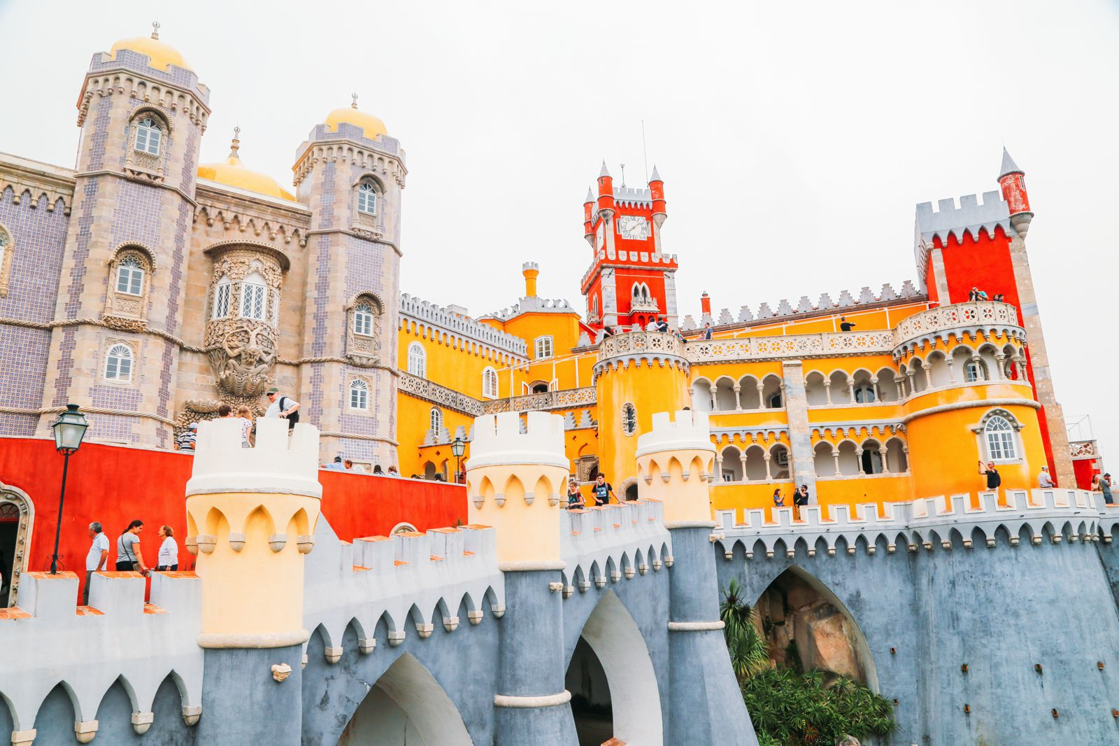 The Beautiful Pena Palace Of Sintra, Portugal (14)