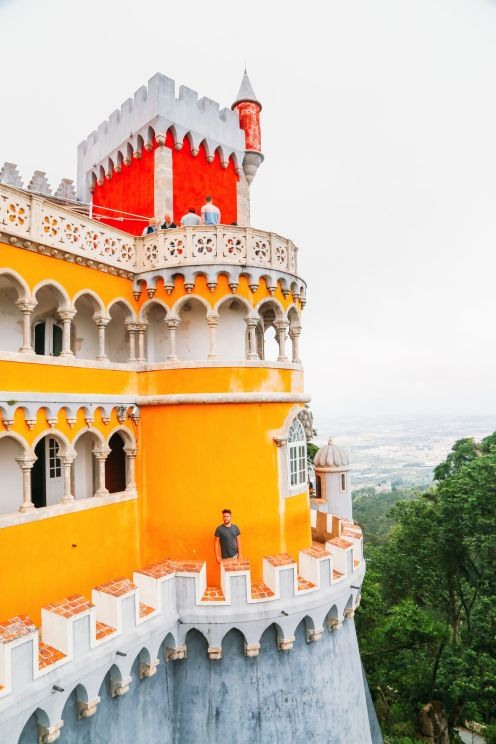 The Beautiful Pena Palace Of Sintra, Portugal (20)