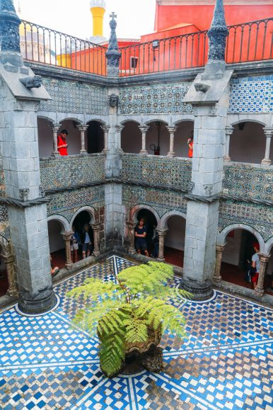 The Beautiful Pena Palace Of Sintra, Portugal (52)